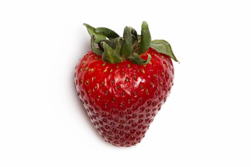 The Strawberry - Macro Photography